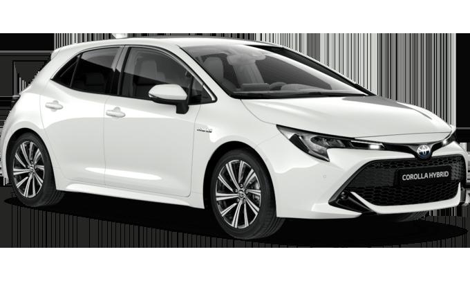 Logo Corolla Hatchback